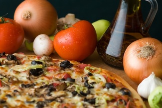 best pizza herbs, italian sausage, sauce, dough conditioners, toppings